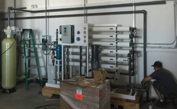 Water Filtration Repair / Service