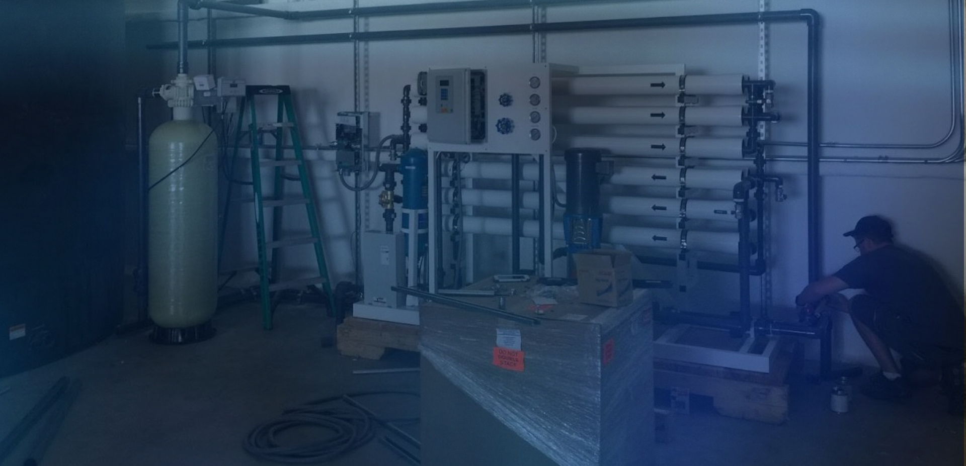 Commercial Water Filtration Systems North Texas