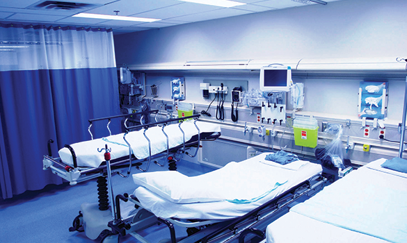 Healthcare Water Filtration Systems
