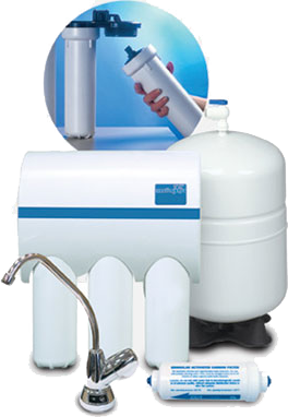 Residential Water Filtration DFW