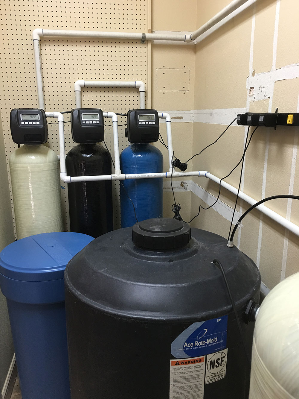 Fort Worth, TX Commercial Water Systems